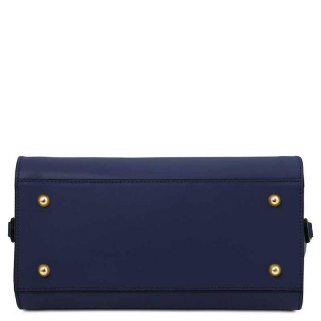 leren-damestas-tl-bag-43-blauw-onderkant