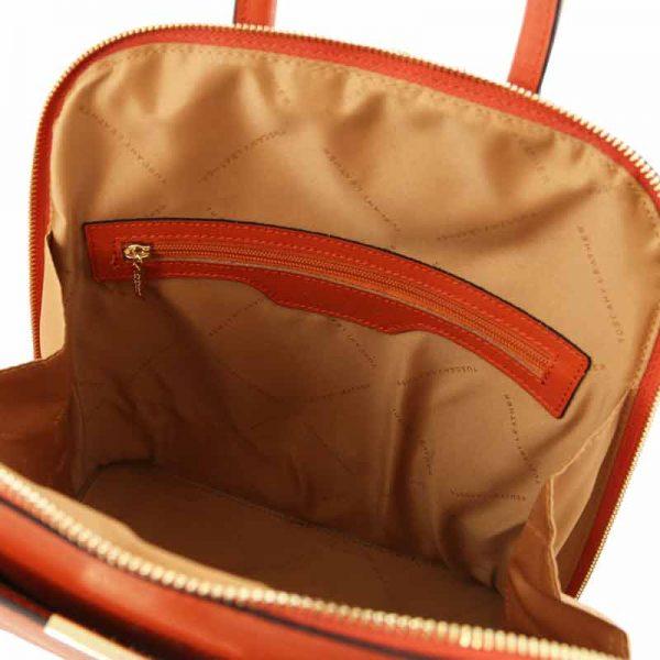 leren Rugzak TL bag bij Italiaansetassen.nl