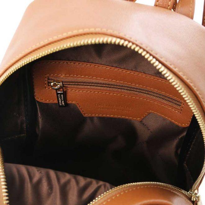 leren-rugtas-dames-tl-bag-01-cognac-binnenkant